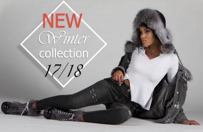 Спешим сообщить, что новая коллекция зимней джинсовой одежды «Winter 2017-2018» уже поступила в продажу