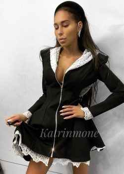 Платье 2020-101 Black