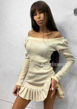 Платье 2020-117 White