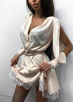 Платье 2020-220 Bej
